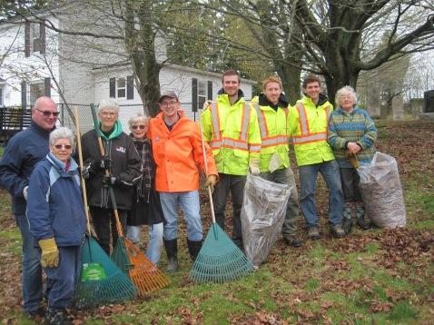 Volunteers & Public Works 2