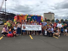 United Churches in Pride Parade
