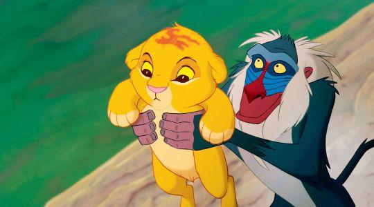 Disney 2 lion
