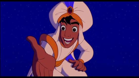 Disney 4 Aladdin