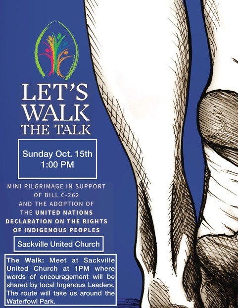 Lets Walk the Talk