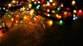 christmas bulb lights