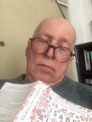 Gary Hard at Work Reading